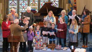St Thamas's choir