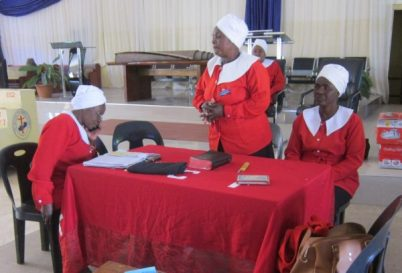 Zambia WCF at St Johns