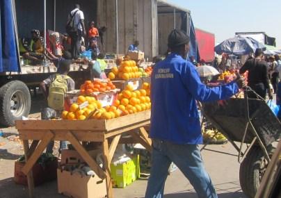 Lusaka - soweto Market