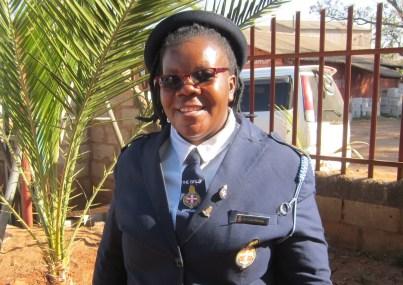 Girls Brigade Commissioner Carl Mulenga, St Paul's Consistory (2) (2019_12_23 21_59_26 UTC)