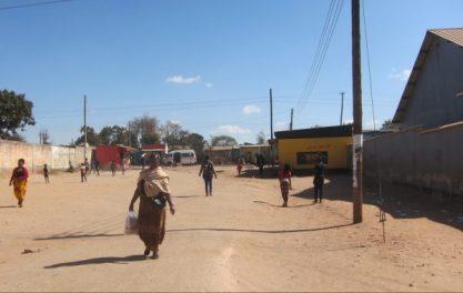 St John's UCZ Mtendere Zambia
