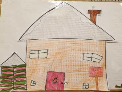 Lydia Santa's House 1