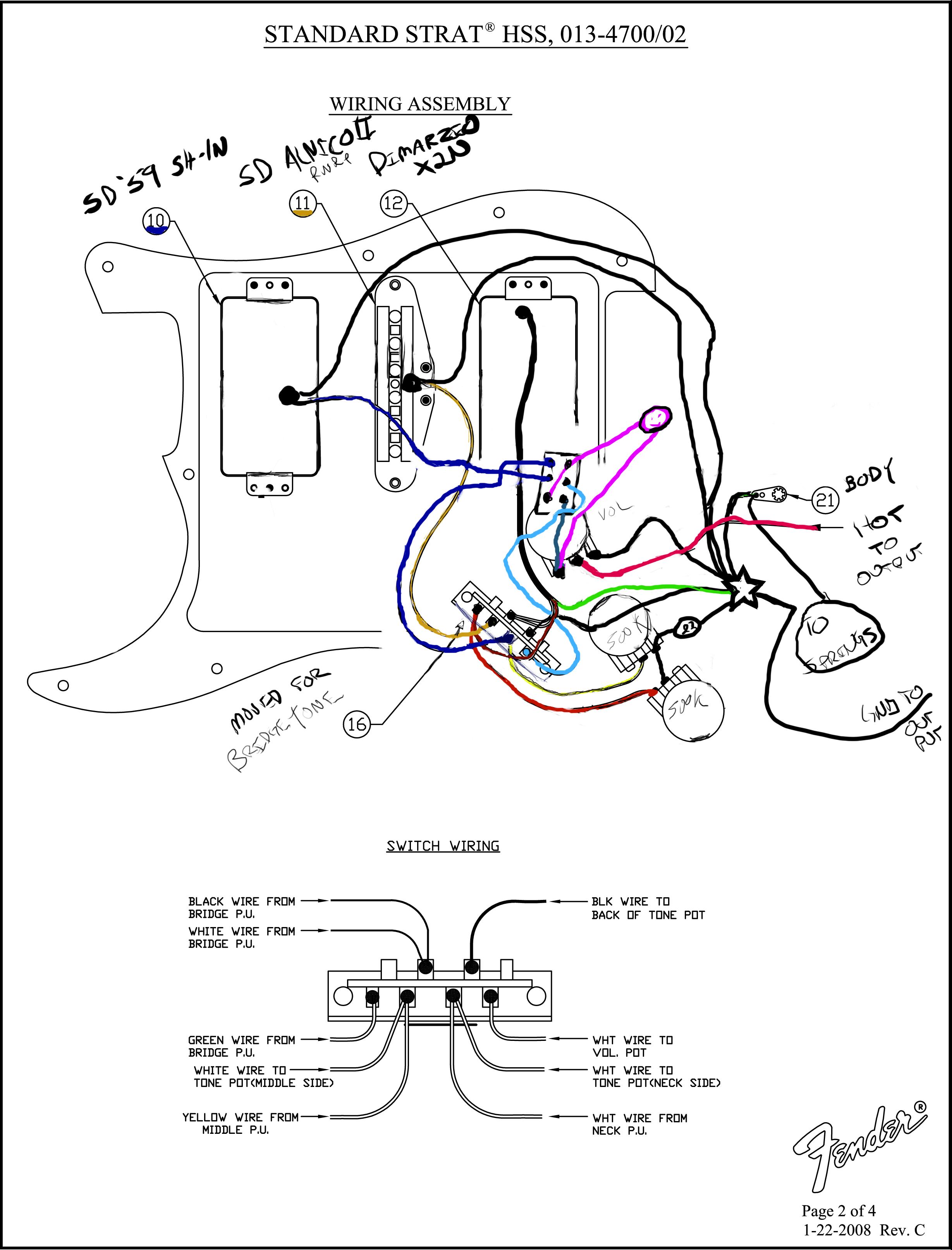 Diagrams 806506 hss strat wiring diagram fender stratocaster