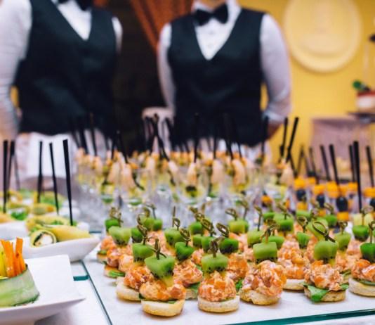 Catering - čo by ste nemali opomenúť