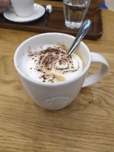 Kávička v Starbucks4