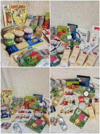 Loppigoodiebag + presenter från utställarna!