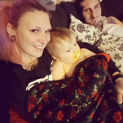 Familjemys i soffan ❤