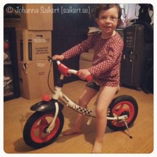 Minna-springcykel