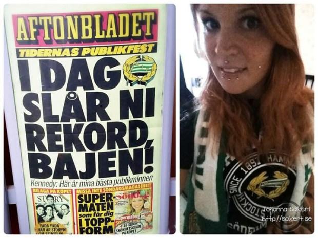 Kom igen nu Bajen, mot Allsvenskan!