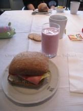 pressfrukost