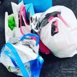 Goodies: Jag hade en hel del att bära hem! ;)