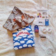 Babyland-goodiebag!