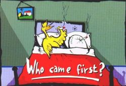 whocamefirst