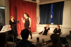 Tytäryhtiö: Minun ääreni (Minä), Rovaniemen teatteri 2014