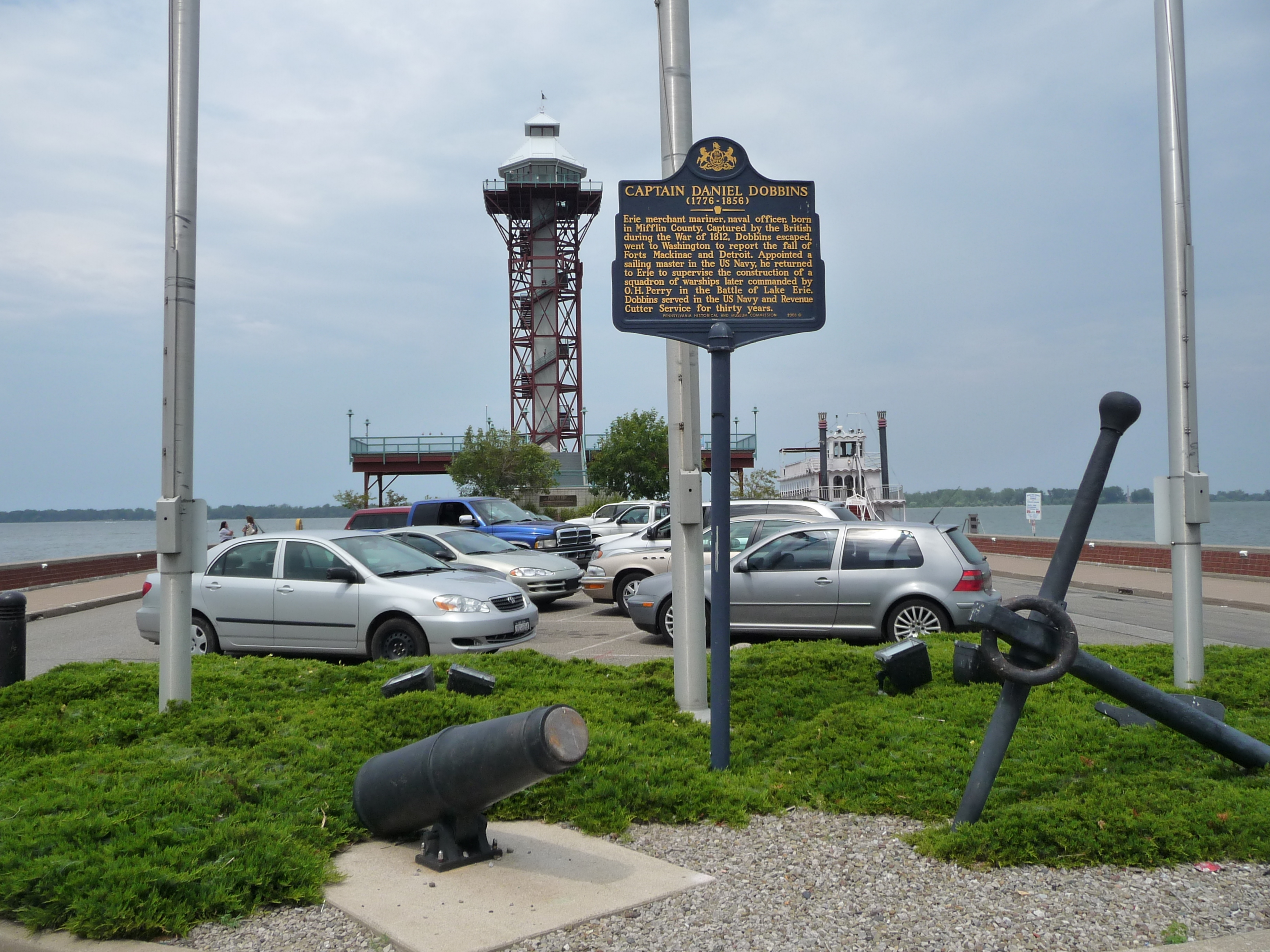 History With A View The Port Of Erie North Coast Muse