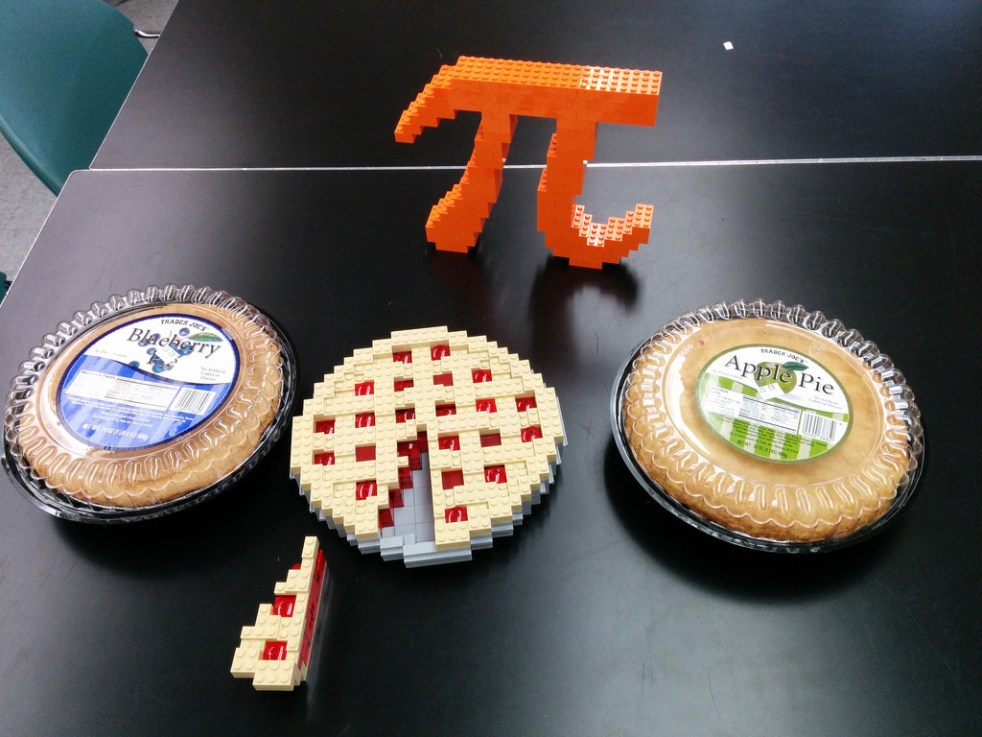 Pies for Pi Day