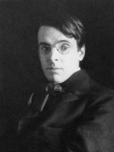Irish authors - William Butler Yeats