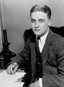 F. Scott Fitzgerald, temporary Westport resident