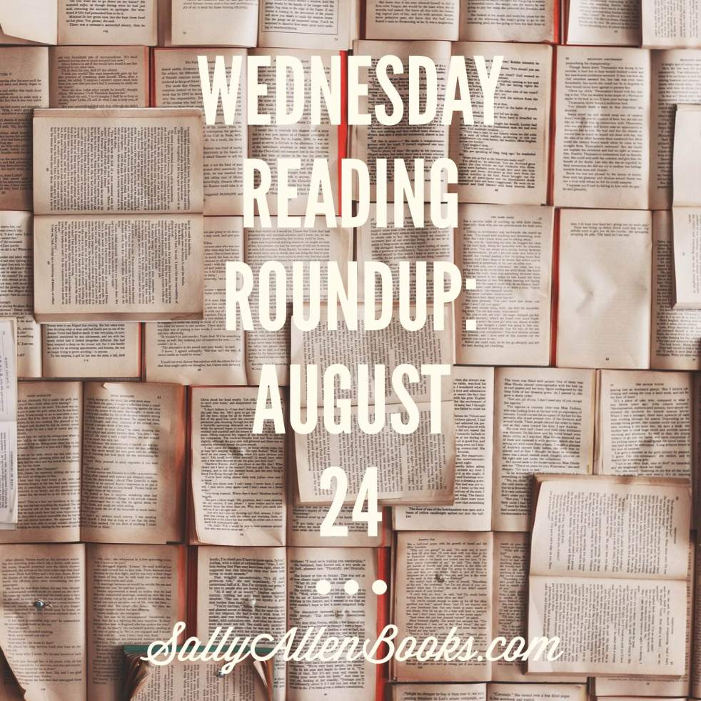 This Wednesday's reading roundup includes Re Jane, The Girl Under the Olive Tree, and Harry Mount's Odyssey.