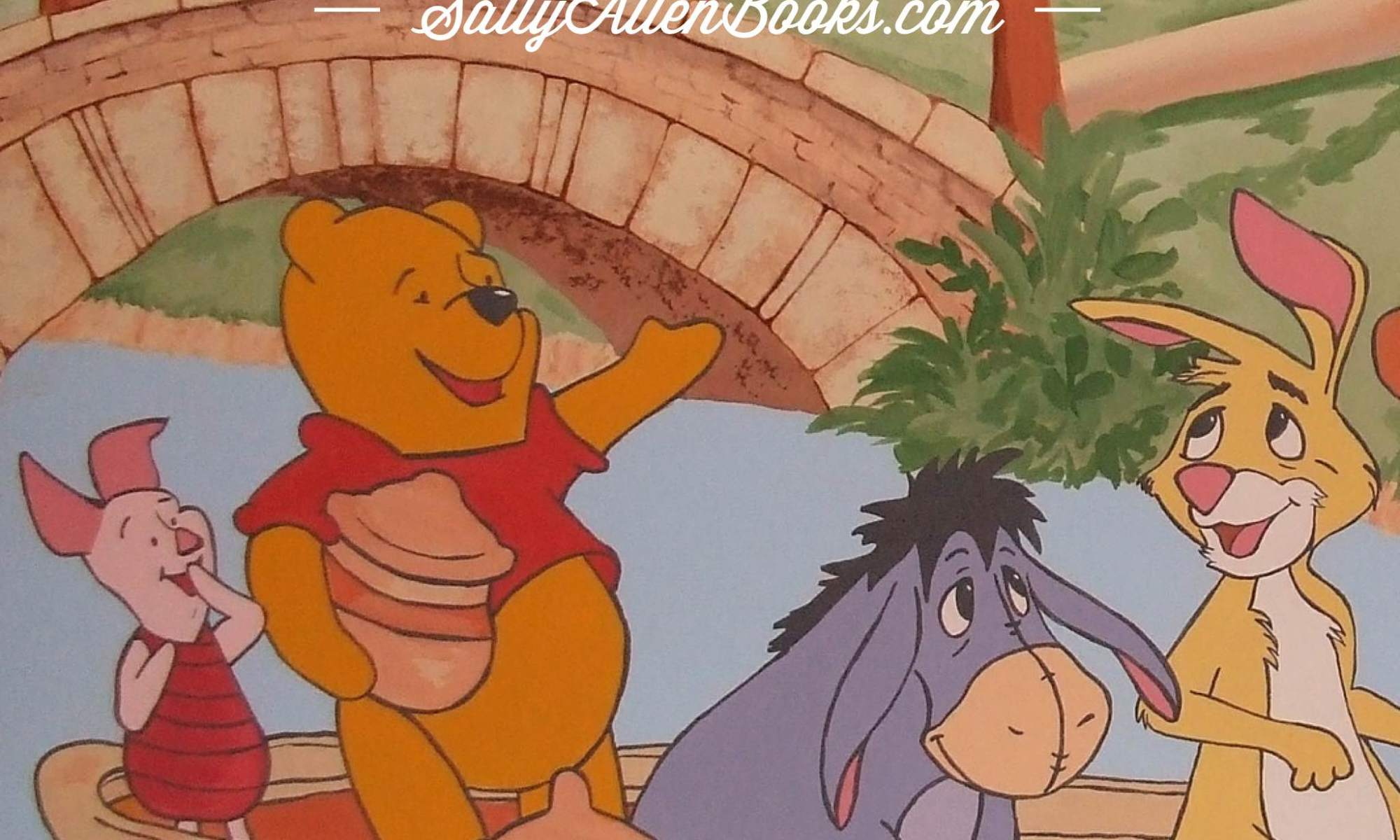 For Winnie-the-Pooh's 90th birthday, a few favorite quotes and a recording of A. A. Milne reading from his iconic book!