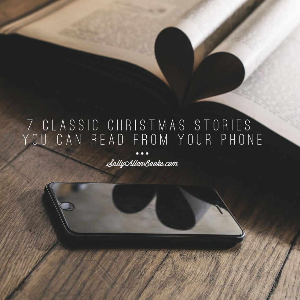 Many of us may, this weekend, find ourselves en route or on line. Here are some Christmas stories you can access right from this post.