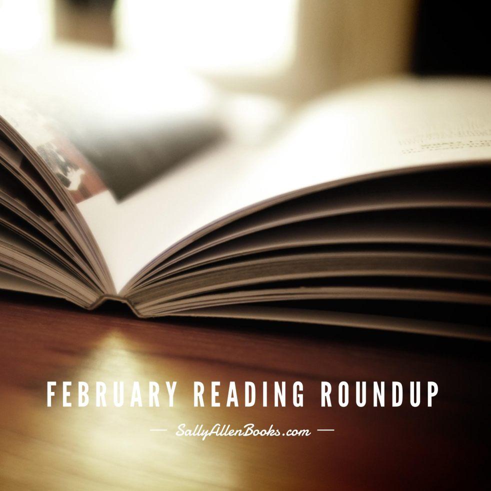 February reading roundup