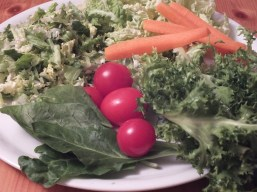 verdure ingredieìnti