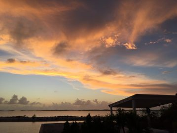 Turks and Caicos Sunset, 2015