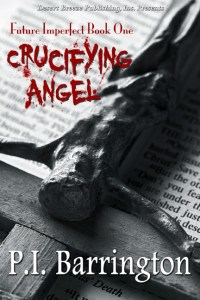 Cover Art Crucifying Angel