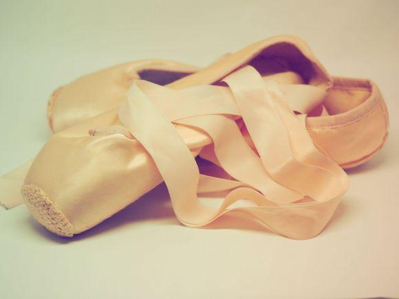 Photo by Plush Design Studio on Unsplash ballet shoes