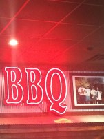 We ate Kansas City BBQ. Because it is delicious.