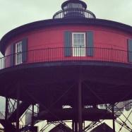 Lighthouse at Inner Harbor, Baltimore