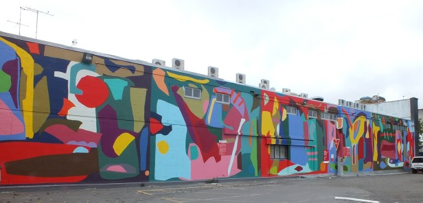 Art in Streets - Restart Mall
