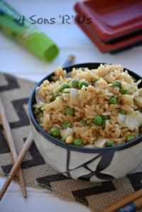 Copy Cat Fried rice