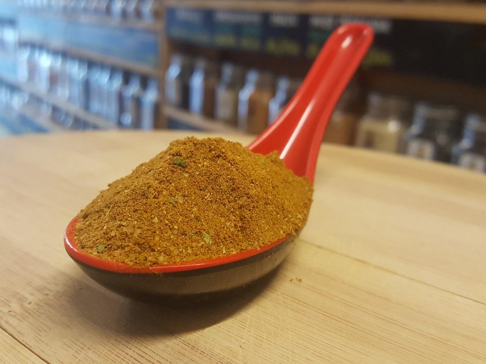 """HARIRA"" La mezcla de especias de Sally Pepper Spices para elaborar la sopa harira"