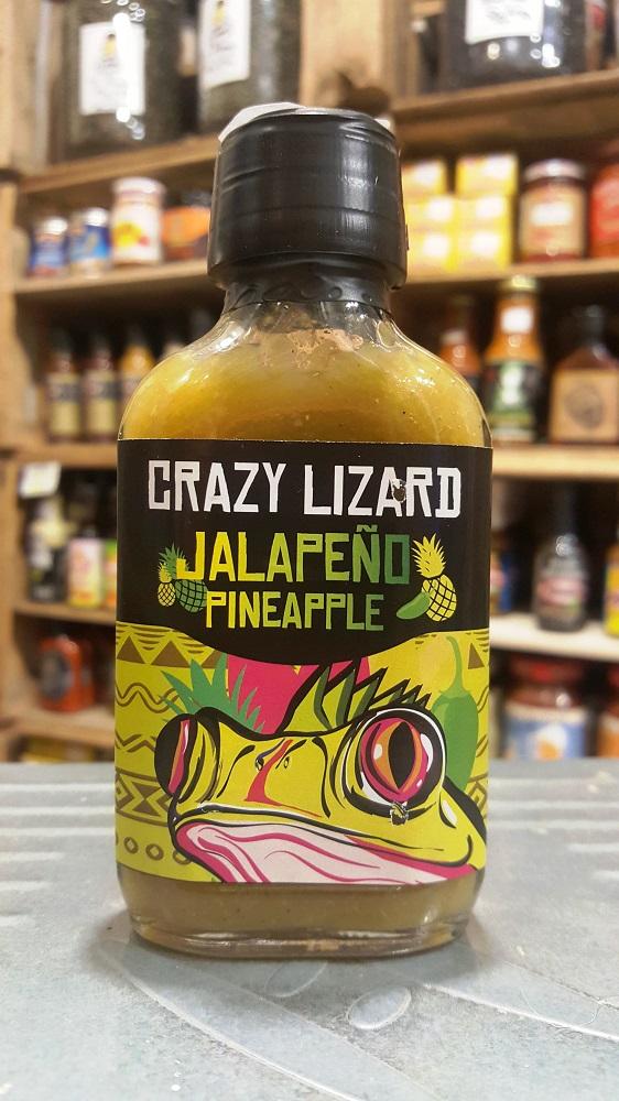 sally pepper-spices-tienda-salsas picantes-madrid-crazy lizard-jalapeno-pineapple
