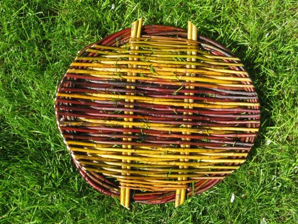 Catalan tension platter