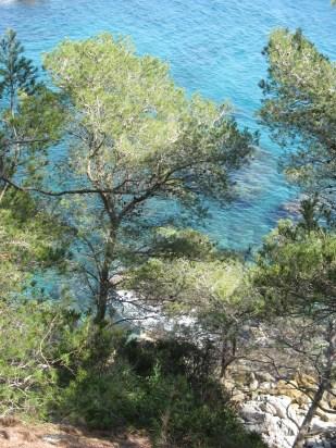 view of sea, Costa Brava