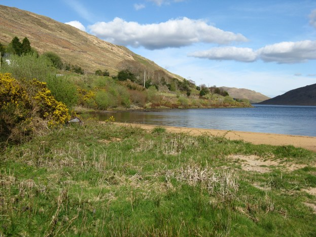 view of Loch na Fooey, Ireland