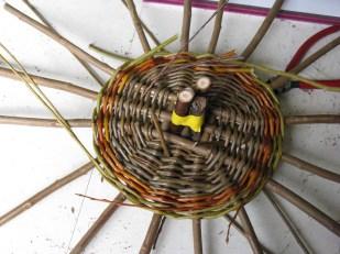 willow base of skib basket