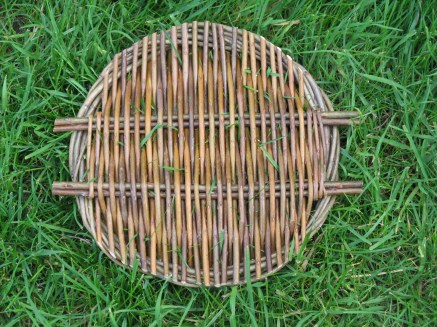 willow tension platter - Sally Roach