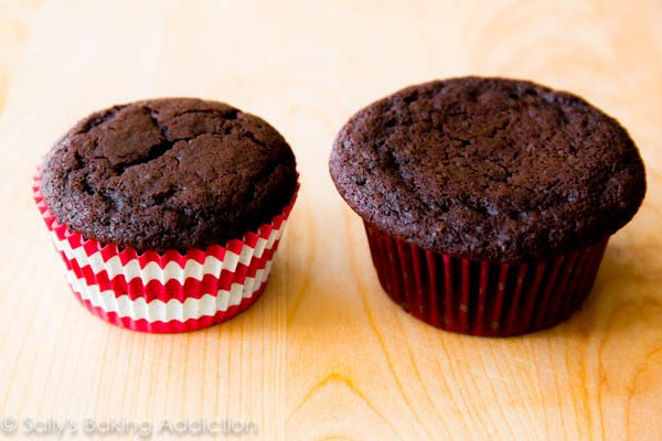 How to make perfect cupcakes and mistakes to avoid. sallysbakingaddiction.com