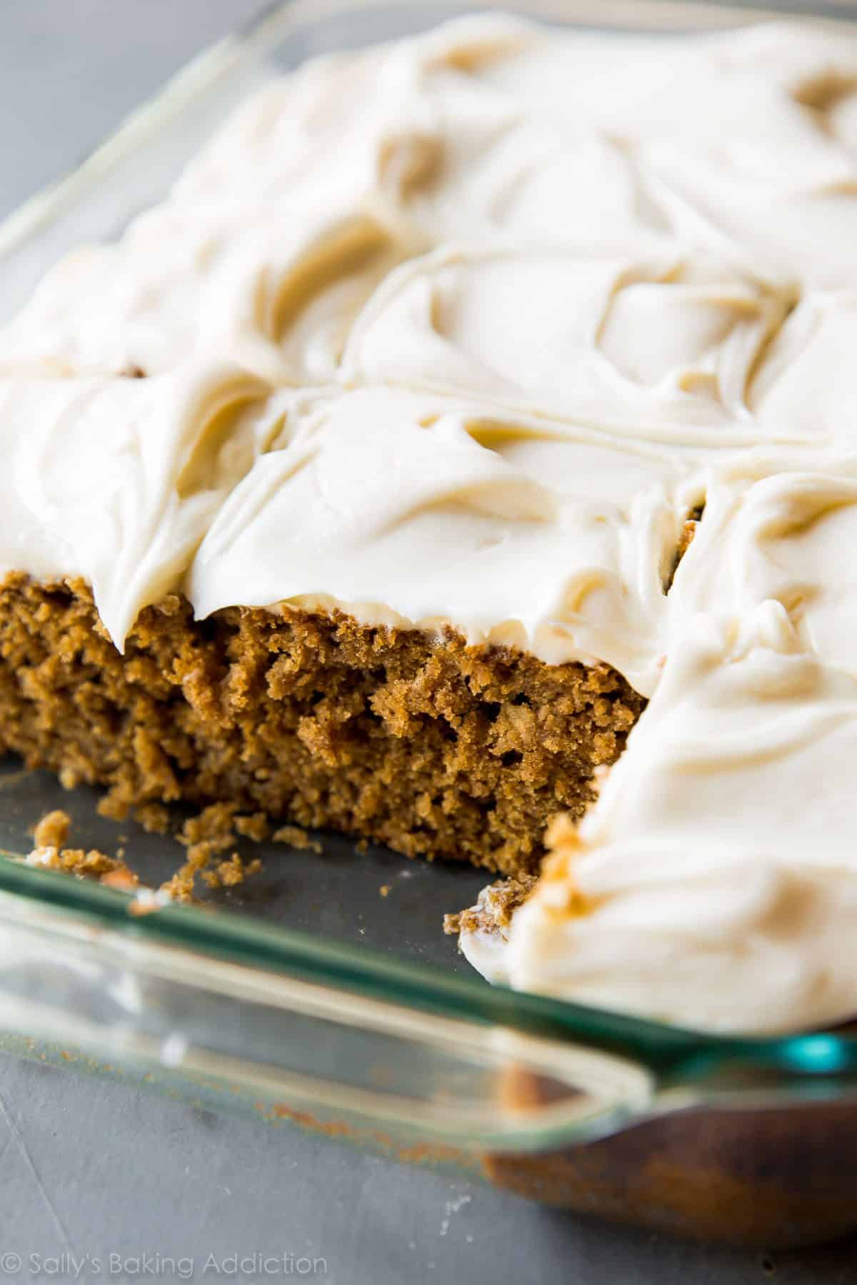 Recipes Caramel Easy Frosting Icing