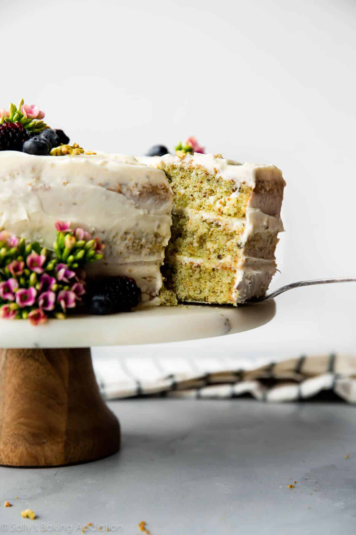 Healthy Easter Cakes