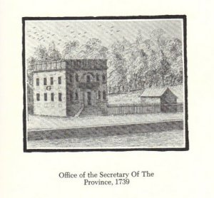Office of the Secretary of the Province