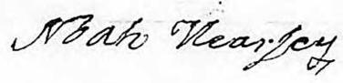 Noah Signature