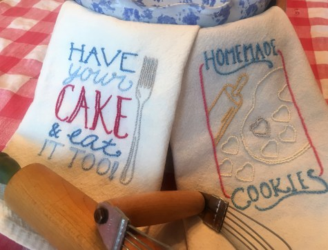 Towels for the baker