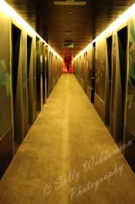 hotel vincci bit Barcelona artwork floor 3