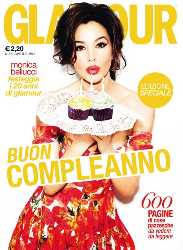 Monica Bellucci Is Celebrating The 20th Anniversary Of ...
