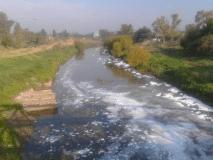 espuma rio martes 2